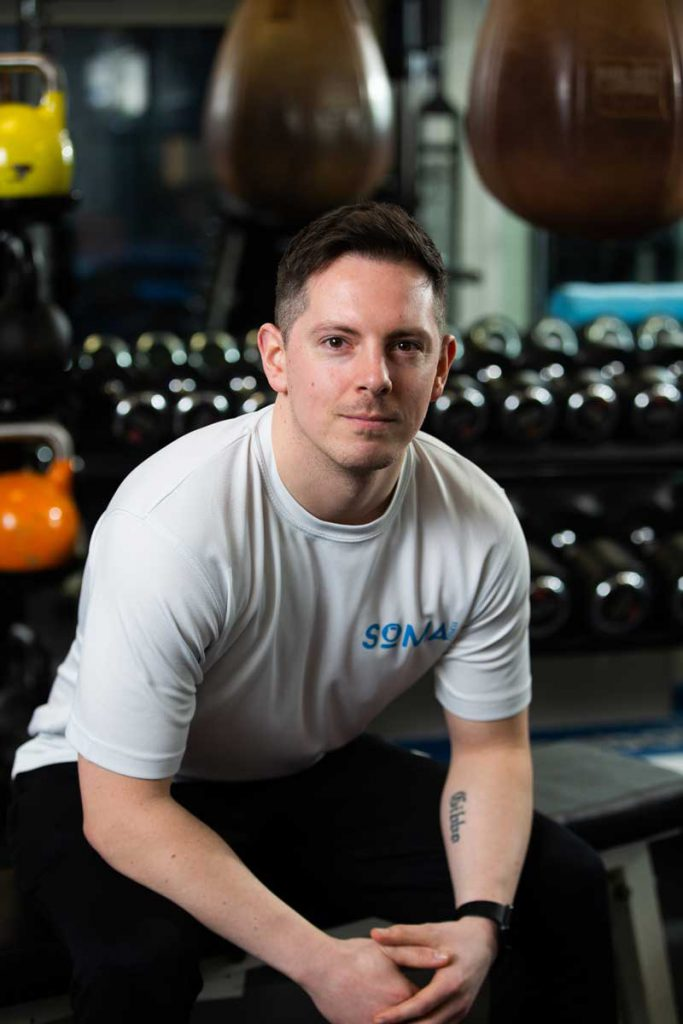 Martin Gibson   Soma Fitness Personal Training
